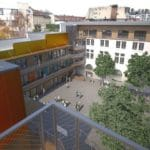 architecte etablissement scolaire Saint Sulpice Paris
