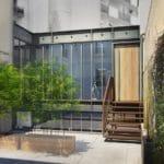 changement façade bureaux paris 14e